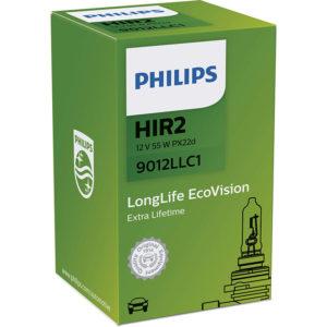 Автолампа Philips 9012LLC1