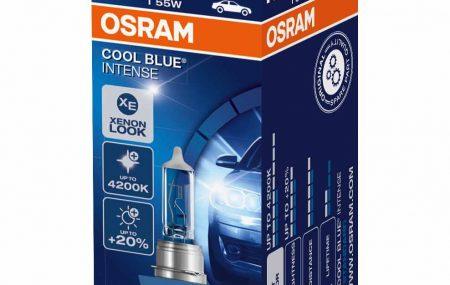 Компания Osram, ведущий мировой разработчик систем автомобильного освещения, расширила ассортимент линейки ламп Cool Blue Intense. Популярная на рынке серия «галогенок» с ксеноновым эффектом пополнилась новыми типами цоколей – HIR2, H27W/1, H27W/2, а также новыми типами упаковки – картонная для лампы H11 и двойной пластиковый бокс для лампы H15.