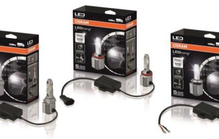 Линейка светодиодных ламп LEDriving® HL (для фар головного света*)